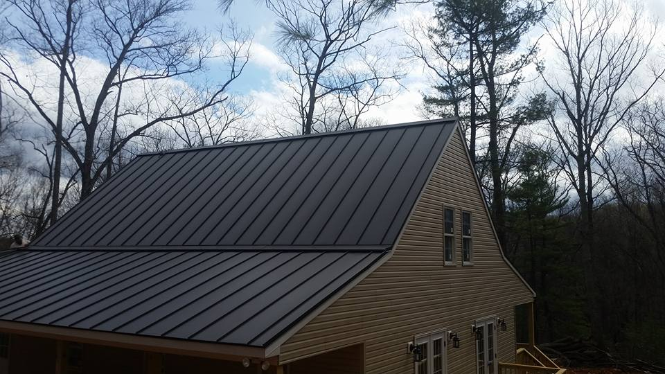 Metal Roof in Lynchburg, VA