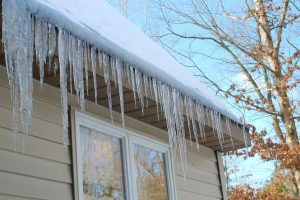 Winter Roof Damage